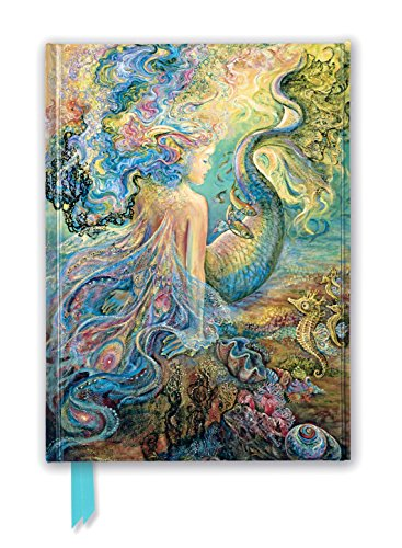 Josephine Wall: Mer Fairy (Foiled Journal) (Flame Tree Notebooks) (Wall Journal Josephine)