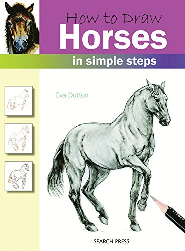 How to Draw: Horses: In Simple Steps