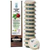 shuyao Moringa Gia Fitness Shake, 100% BIO, superalimentos, Vegan Fitness tipos,