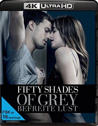 Fifty Shades of Grey - Befreite Lust  (4K Ultra HD) [Blu-ray]