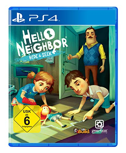 Hello Hello Neighbor: Hide & Seek begleitet die tragische Geschichte der Familie des Nachbarn.