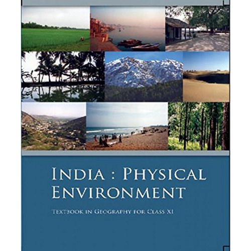 India Physical Environment – Textbook in Geography for Class – 11  – 11094 51lgijBf08L
