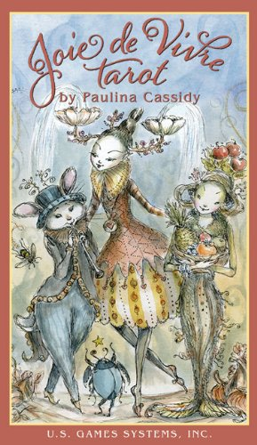 Joie de Vivre Tarot por Paulina Cassidy
