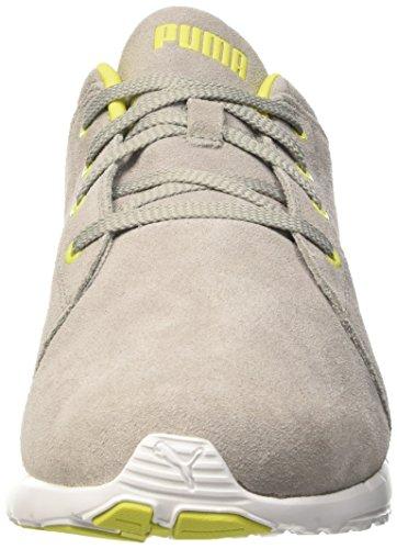 Puma Herren 188935 Sneaker Grau - Gris (Drizzle/Sulphur Spring/White)