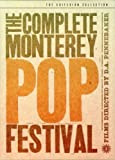 Criterion Collection: Complete Monterey Pop Fest [DVD] [1967] [US Import]