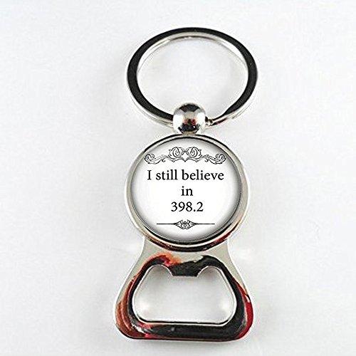 I Still Believe In 398.2-Flaschenöffner, Märchen Jewelry Buch Flaschenöffner Buch-Flaschenöffner, Buchen, Dewey-dezimalklassifikation, Geschenk für sie