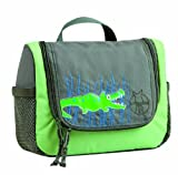 Lässig LMWB108 - Kulturbeutel 4Kids Mini Washbag Crocodile, granny