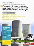 Corso di meccanica, macchine ed energia. Per gli Ist. tecnici industriali. Con e-book: 3