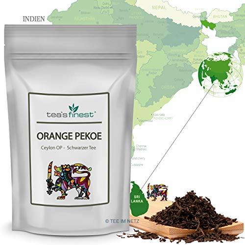 Schwarzer Tee Ceylon Orange Pekoe OP (1000 Gramm)