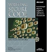 Writing Secure Code, w. CD-ROM