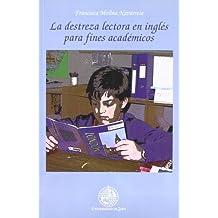 La destreza lectora en inglés para fines académicos (Alonso de Bonilla)
