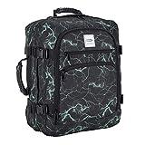 More4bagz Super Lightweight Cabin Approved Backpack Hand Luggage Travel Holdall 44 Litre Bag