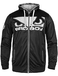 Bad Boy - Sweat-shirt à capuche - Homme noir Schwarz XXL