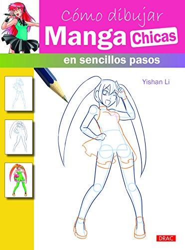 Cómo Dibujar Manga Chicas por Yishan Li