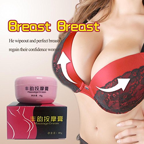 Breast Enhancement,BBTXS Natural Herbal Breast Enlargement Cream ,Brustvergrößerung Creme Glatte Große Büste Große, kurvige Brust