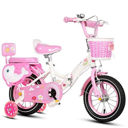 Axdwfd Infantiles Bicicletas Bicicletas para niños 12/14/16/18/20