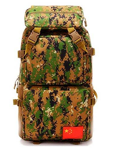 ZQ 10 L Rucksack Wasserdicht Armeegrün Leinwand acu color