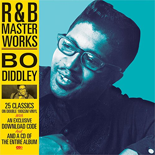 Bo Diddley ‎– R&B Master Works