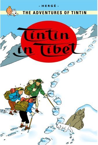 Tintin in Tibet (The Adventures of Tintin) by Hergé, Georges Remi (2008) Hardcover