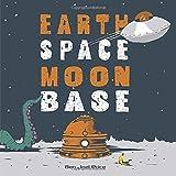 Earth Space Moon Base by Ben Joel Price (2014-08-26)