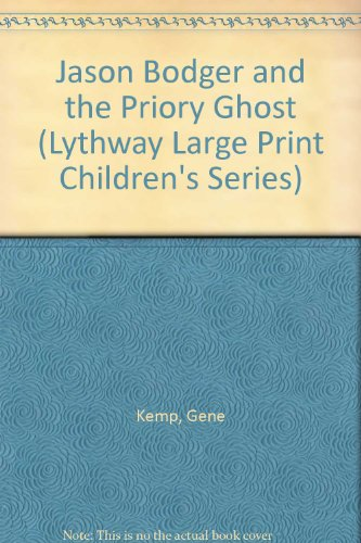 Jason Bodger and the priory ghost