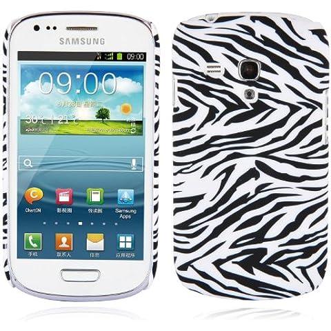 Cadorabo - Hard Cover Protección para Samsung Galaxy S3 MINI (I8190) - Case Cover Funda Protectora Carcasa Dura Hard Case en Diseño