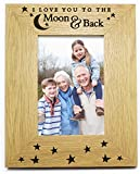 Best Romantic Gifts - I LOVE YOU TO THE MOON AND BACK Review