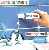Wenko Fugenweiß 2er Set, 125 ml