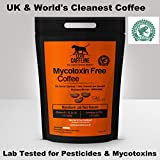 Lean Caffeine Bulletproof Coffee Ground Grounded Coffee 227g | Pesticide & Mycotoxin Free Upgraded Coffee Beans Ground