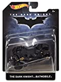 Mattel Hot Wheels DKL27 - Batman 1:50 Deluxe Sortiment - The Dark Knight Batmobile