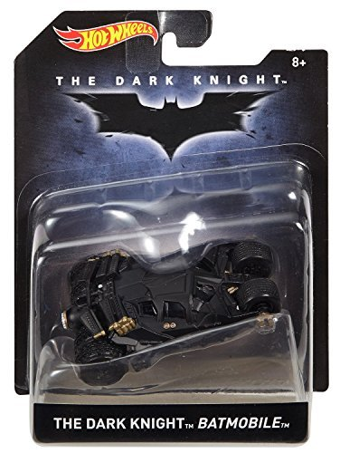 Mattel Hot Wheels dkl27 - Batman 1:50 Deluxe Surtido - The Dark Knight Batmobile
