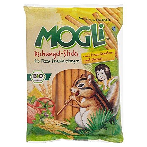 Mogli Bio Dschungel Sticks, 75 g