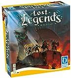 Queen Games - Juego de tablero Lost, de 3 a 5 jugadores (6106)...