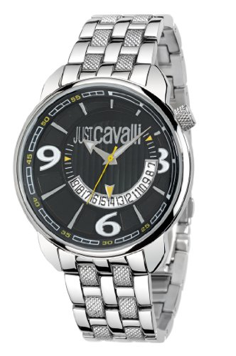 Just Cavalli Earth R7253181025 - Orologio da Polso Uomo