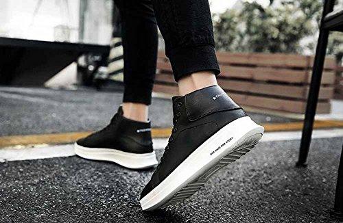 Hommes Occasionnels Chaussures De Course 2017 Automne Hiver Chaussures Nouvelles Chaussettes Doublées Chaud Sport Chaussures Étanches Sneakers Extérieur Noir