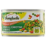 Bonduelle Piselli Carotine e Mais - 400 gr