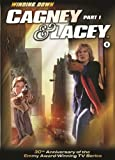 Cagney & Lacey: Season 6 Part 1 [DVD] [Import]