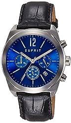 Esprit Dylan Chronograph Blue Dial Mens Watch - ES107571002