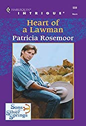 Heart Of A Lawman (Mills & Boon Intrigue)