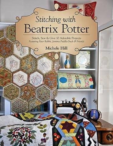 Stitching with Beatrix