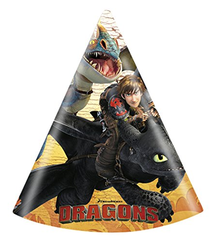 Unique Party Supplies How To Train Your Dragon -