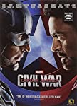 """Marvel's """"Captain America: Civil War"""" finds Steve Rogers leading the newly formed team of Avengers in their continued efforts to safeguard humanity. But after another incident involving the Avengers results in collateral damage, political pressure mo..."""