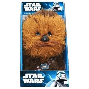 Figurine peluche parlante Chewbacca Star Wars 23cm