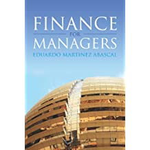 FINANCE FOR MANAGERS (UK Higher Education Business Finance) (English Edition)