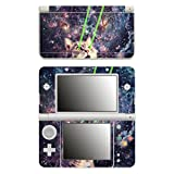 "Disagu SF-106242_1154 Design Folie für New Nintendo 3DS - Motiv ""Spacecat 01"" klar"