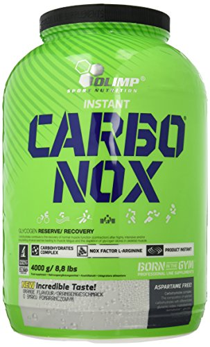 Olimp Carbo Nox Orange, 1er Pack (1 x 4 kg Dose)