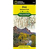 Zion National Park: National Geographic Trails Illustrated Utah: NG.NP.214 (Ti - National Parks)
