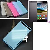 Linyuan Stabile Qualität Slim Soft Silicone Case Cover+3x