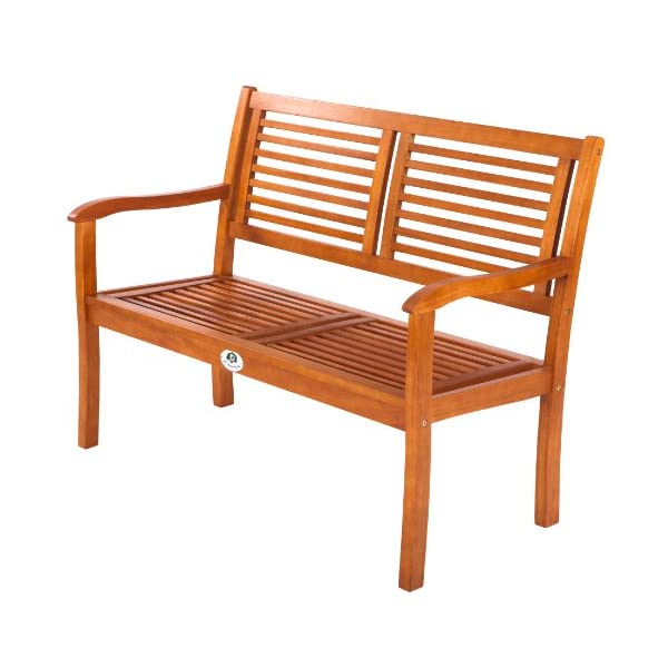 Miraculous Ultranatura Garden Bench 2 Seater Pabps2019 Chair Design Images Pabps2019Com