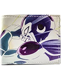 Cartera de Toei Dragonball Z Resurrection F Fight Blanco